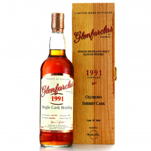 Glenfarclas 1991 Single Oloroso Cask #5620/ LMDW