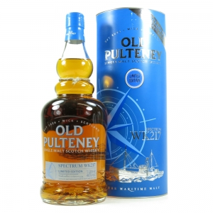 Old Pulteney Spectrum WK217 1 Litre
