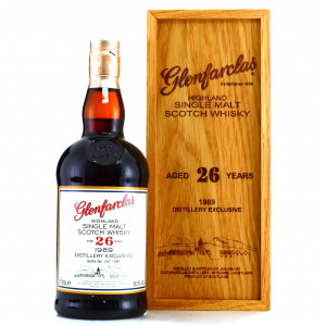 Glenfarclas 1989 Distillery Exclusive 26 Year Old