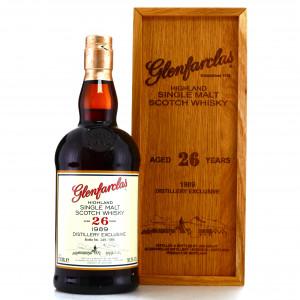 Glenfarclas 1989 Distillery Exclusive 26 Year Old