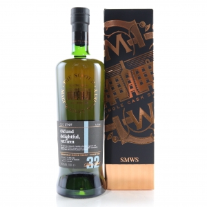 Cragganmore 1985 SMWS 32 Year Old 37.97