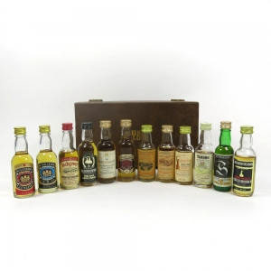 Whisky Galore Miniature Pack 12 x 5cl 1970s