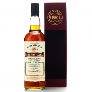 Longrow 2002 Cadenhead's 15 Year Old Sherry Cask