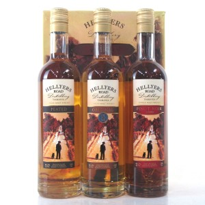 Hellyers Road Tasmanian Whisky / 3 x 25cl pack