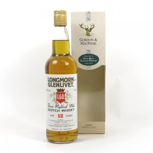 Longmorn 12 Year Old Gordon and Macphail