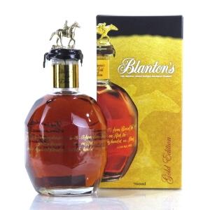 Blanton's Single Barrel Gold Edition Dumped 2018