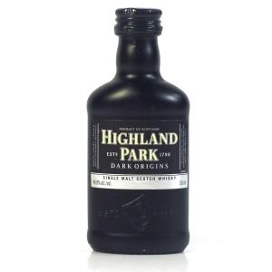 Highland Park Dark Origins Miniature 5cl / US Import
