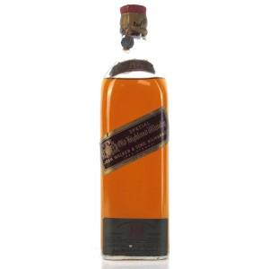 Johnnie Walker Red Label Crica 1930s