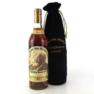 Pappy Van Winkle 23 Year Old Family Reserve / Stitzel-Weller