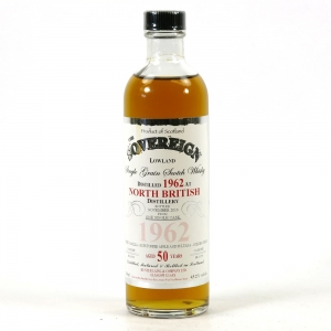 North British 1962 Hunter Laing 50 Year Old 20cl