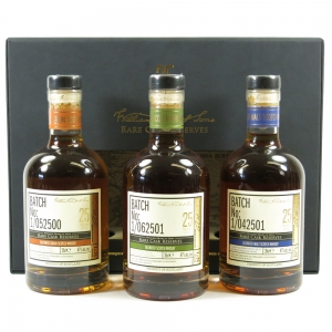 Grant's Rare Cask Reserve Casks 25 Year Old 3 x 35cl