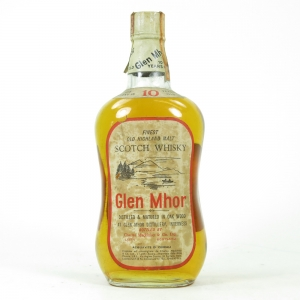 Glen Mhor 10 Year Old 1970s