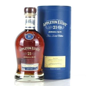 Appleton Estate 21 Year Old Jamaican Rum