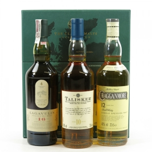 Classic Malt Collection / Lagavulin / Taisker / Cragganmore 3 x 20cl