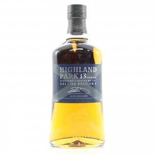 Highland Park 13 Year Old David Coulthard Saltire Edition 2
