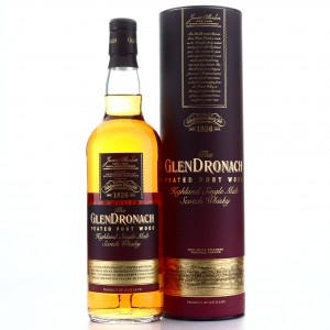 Glendronach Peated Port Wood