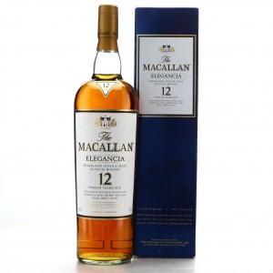 Macallan 1990 Elegancia 1 Litre