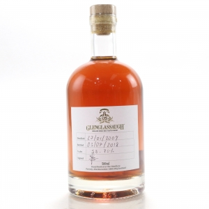 Glenglassaugh 2009 Hand Filled 50cl