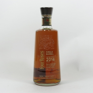 Four Roses Single Barrel Limited Edition 2014 Front