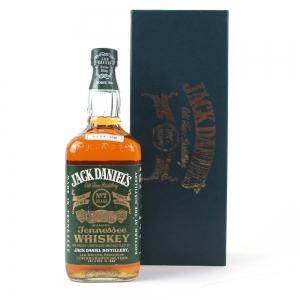 Jack Daniel's Green Label Gift Box 75cl Japanese Import