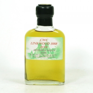 Linkwood 1988 25 Year Old 10cl