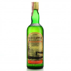 Old Clipper Light Blended Scotch Whisky 1970s