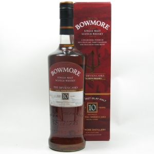 Bowmore Devil's Cask 10 Year Old Batch #2 75cl (US Import) front