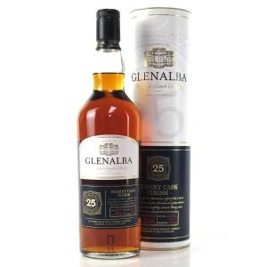 Glenalba 25 Year Old Sherry Cask Finish
