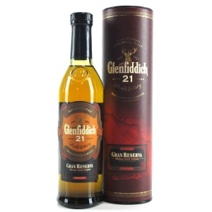 Glenfiddich 21 Year Old Gran Reserva / Cuban Rum Finish 20cl