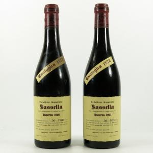 Enologica valtellinese 1961 Bassella 72cl x2