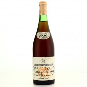 Merrydown 1956 Vintage Cider