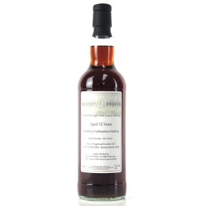 Tullibardine 2005 Whisky Broker 12 Year Old