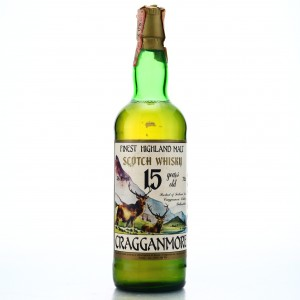 Cragganmore 15 Year Old Sestante Cask Strength