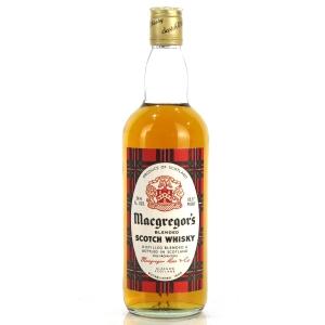 MacGregor's Scotch Whisky 1970s