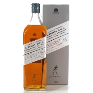 Johnnie Walker Blenders' Batch #2 1 Litre / Bourbon Cask & Rye Finish