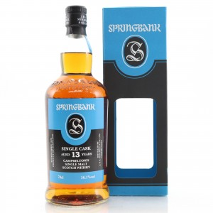Springbank 2003 Single Cask 13 Year Old / Fresh Sherry Butt