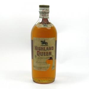 Highland Queen 1950s