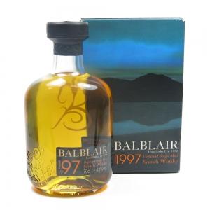 Balblair 1997 1st Edition front