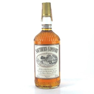 Southern Comfort 1980s 1 Litre