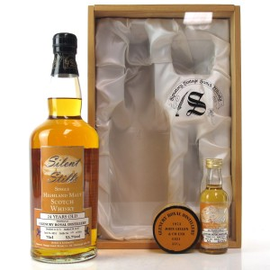 Glenury Royal 1973 Signatory Vintage 24 Year Old / Silent Stills