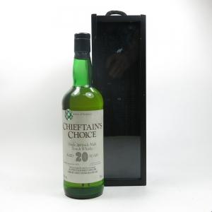Chieftain's Choice 1973 Highland 20 Year Old