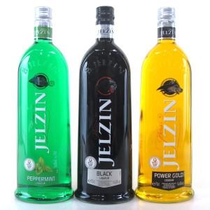 Boris Jelzin Fruit Liqueur Selection 3 x 70cl