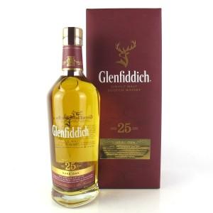 Glenfiddich 25 Year Old Rare Oak