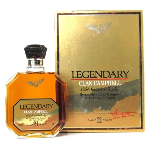 Clan Campbell Legendary 21 Year Old
