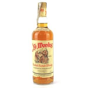 Ye Monks Scotch Whisky 1980s