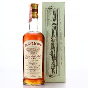 Bowmore 1968 25 Year Old