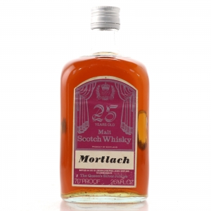 Mortlach 25 Year Old Gordon and MacPhail / Queen's Silver Jubilee 1977