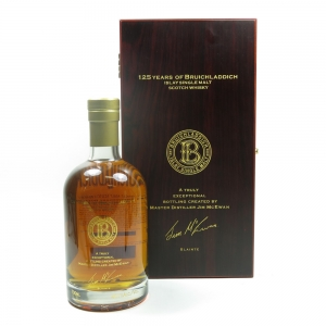 Bruichladdich 1970 35 Year Old 125th Anniversary Front