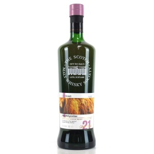 Glen Grant 21 Year Old SMWS 9.143 / Spirit of Speyside 2018