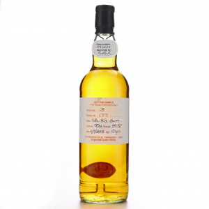 Springbank 2008 Duty Paid Sample 10 Year Old / Refill Sherry Butt